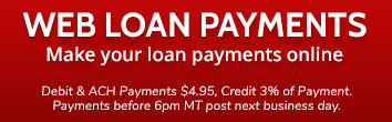 Web Loan Payments.